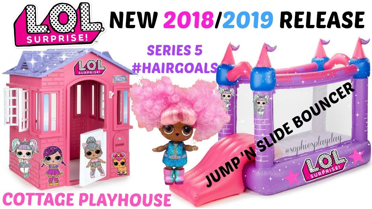 Lol Surprise Hairgoals Series 5 Lils New Release 2018 2019 Lol