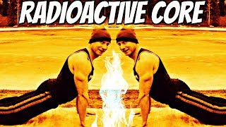 BRUTAL RADIOACTIVE CORE ABS WORKOUT (part 3 of 4)