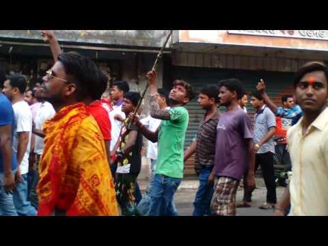 Ram Navami hukumchand Jute mill