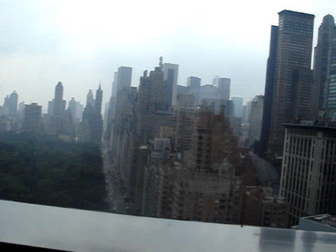 Lobby Lounge at Mandarin Oriental Hotel New York City