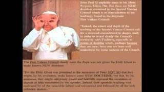 TCK Radio Episode 1 Pt 4: Pope Francis & the Prophecies of Bl. Anne Emmerich