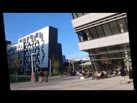 Vienna Streets - WU-Campus & Viertel Zwei, 1020 Wien