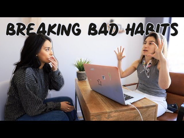 Confronting My Unhealthy Habits w/ a Dietitian... (PART 1)