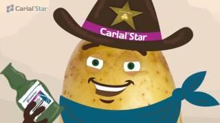 Carial Star -  Zwalcza alternariozę i zarazę ziemniaka