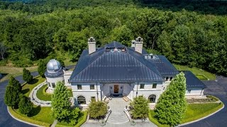Gorgeous 9,000 SQ. FT. 50 Acre  Michigan Home with a Private Observatory