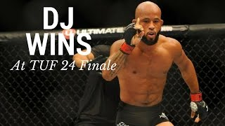 demetrious johnson defeats tim elliott the ultimate fighter 24 finale results