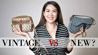 Best Luxury Bags to Buy Vintage | Collab w/ Chicprofessor | Dior, Fendi, & Gucci