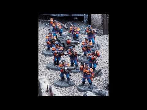 8th Edition Regimental Doctrines: Mordian Iron Guard
