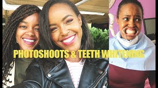 DEALING WITH HACKERS, TEETH WHITENING & PHOTOSHOOTS | THIS IS ESS
