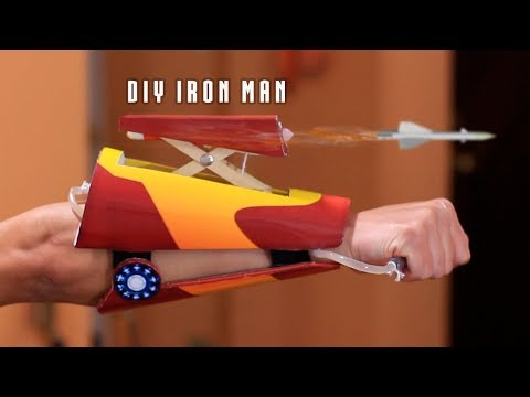 Thumbnail: How to Make the Iron Man Missile Launcher