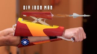 How to Make the Iron Man Missile Launcher