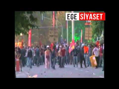 Ankara Sokakları Savaş Alanı - 500 Gözaltı