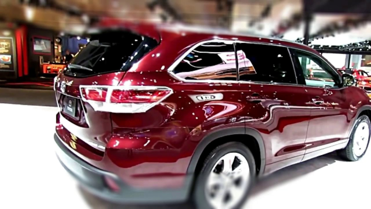 Beautiful 2017 Toyota Highlander Walkaround Review  LE LE Plus XLE SE Limited Lim