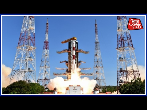 ISRO Sends Record 104 Satellites In One Go, Breaks Russia's Record
