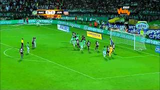 (Resumen) Nacional 2-1 Junior. Final Vuelta Liga Postobón 2014-I - Win Sports