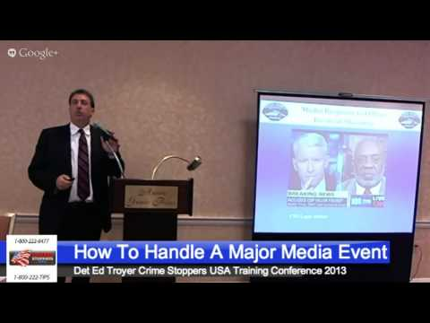 How To Handle A Major Media Event