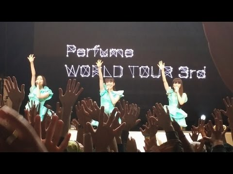Perfume World Tour 3rd - Live in Hammerstein Ballroom, New York