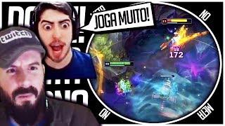 """""""VOCÊ É UM DEUS COM ESSE CHAMP, GRATIS!"""" - Jukes 2018"""