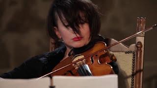 "Francesco Marino ""Pax Aeterna"" -  String Quartet Ascolta la Ciociaria"