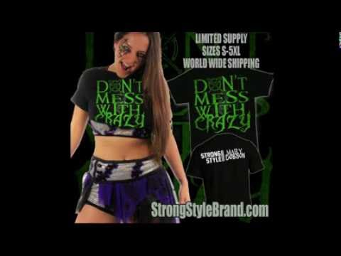 Crazy Mary Dobson Signature Shirt Promo Ad