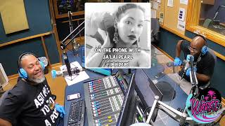 WAVES OF THE BAY FM: INTERVIEW WITH JA'LAI PEARL, MLN, THE VETT 48 & MICHAEL JO'MAE (EPISODE 45)