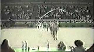 Team Bulgaria- 6 Ribbons- EC Junior 1989 Tenerife