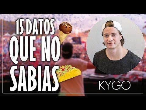 15 Cosas que NO sabias sobre KYGO.