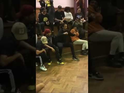 Les Twins Crazy church freestyle (last stand by kwabs)