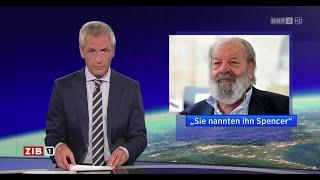 Sie nannten ihn Spencer - Kinostart, ORF - ZIB1 Beitrag, 26.6.2017