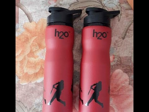 H2O SB 104 Stainless Steel Water Bottle Reviews