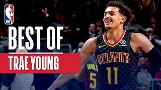 Trae Young's January Highlights | KIA East Rookie of the Month