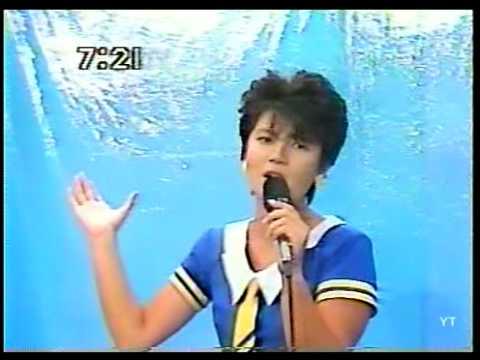 桑田靖子(Yasuko Kuwata) - ガラスのラヴレター ② 1984/09/06