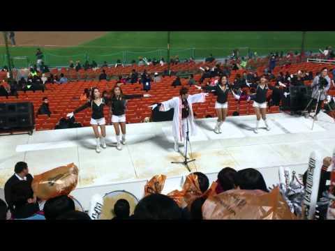 2012 ASIA SERIES Baseball Busan Lotte Giants 応援風景3