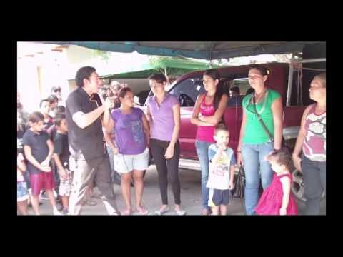 Santa Rosa Guachipilín 2º Día de Fiestas