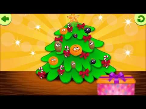 Funny Food! Christmas Game (EN) (old) / English Games