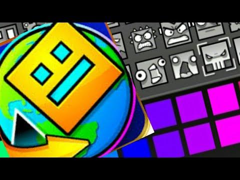 Geometry Dash World mod