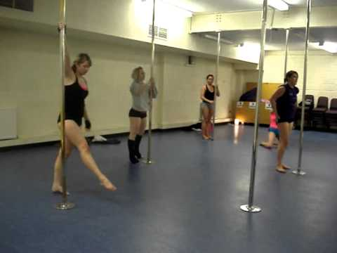 How To Pole Dance For Beginners