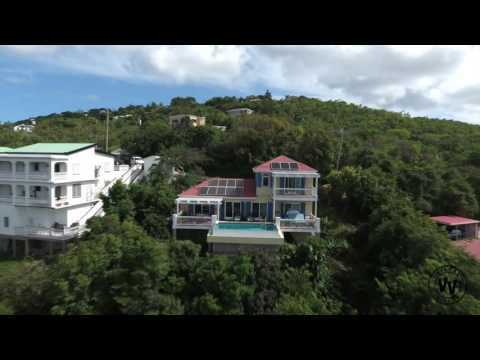 Realestate Video- High Blue Heaven - Saint Thomas US Virgin Islands