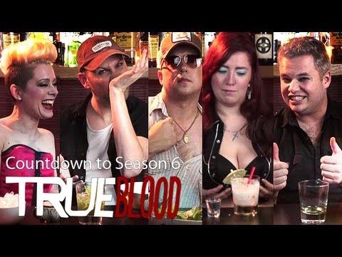 True Blood Cocktail Countdown: Gag Reel/Bloopers