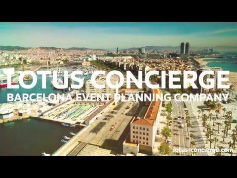 Lotus Concierge Event Planning - Barcelona