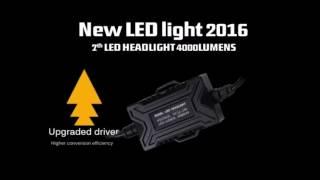 Gen7 Led Headlight Bulb Presentation
