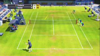 Virtua Tennis 2009 - TV Trailer