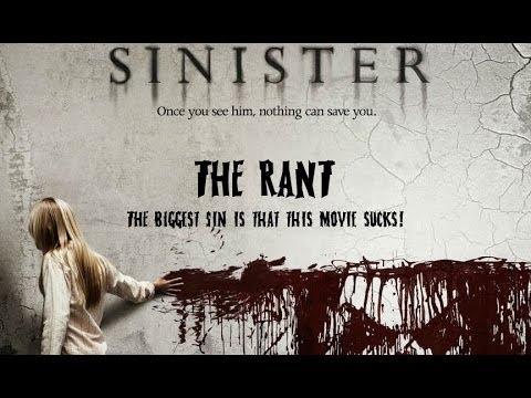 Sinister(2012) A RANT
