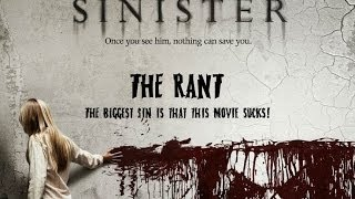 Sinister(2012) A RANT