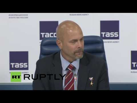 LIVE: 'Cuban Five' hold press conference in Moscow