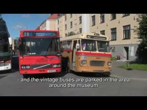 Vintage Bus Day, Oslo