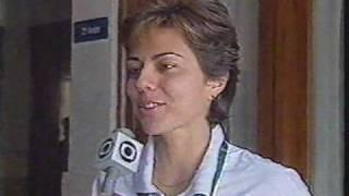 Atlanta 1996 - Leila Barros