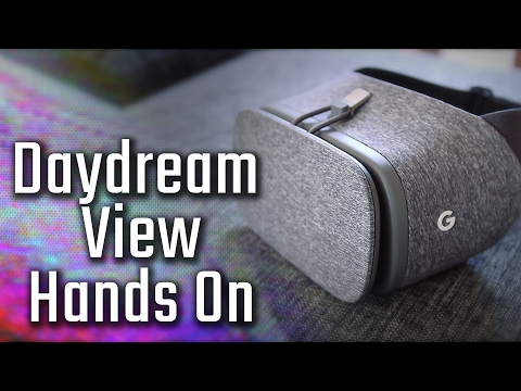 Google Daydream View - PB Tech Hands On Review