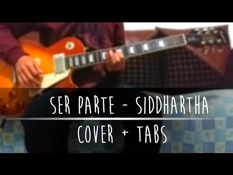 Ser Parte – Siddhartha Cover