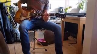 Marshall JTM-1H with 3 different guitars